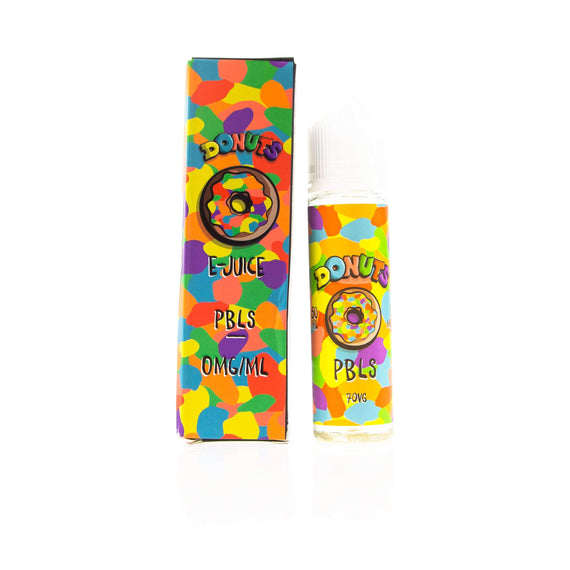 Donuts PBLS by Marina Vape Short Fill 50ml