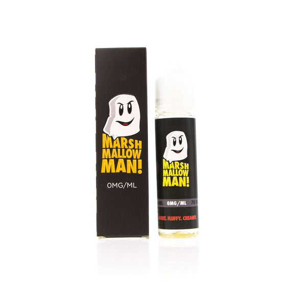 Marshmallow Man by Marina Vape Short Fill 50ml