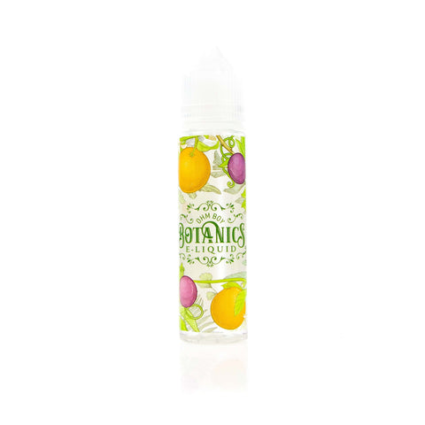 Valencia Orange & Passion Fruit by Botanics Short Fill 50ml grey-haze.myshopify.com