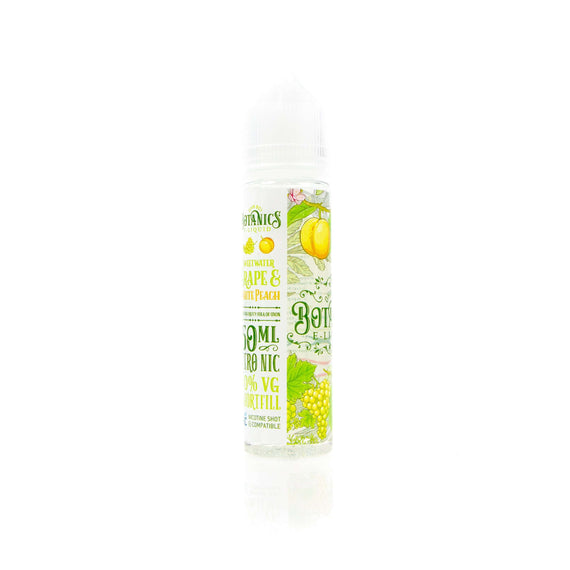 Sweetwater Grape & White Peach by Botanics Short Fill 50ml