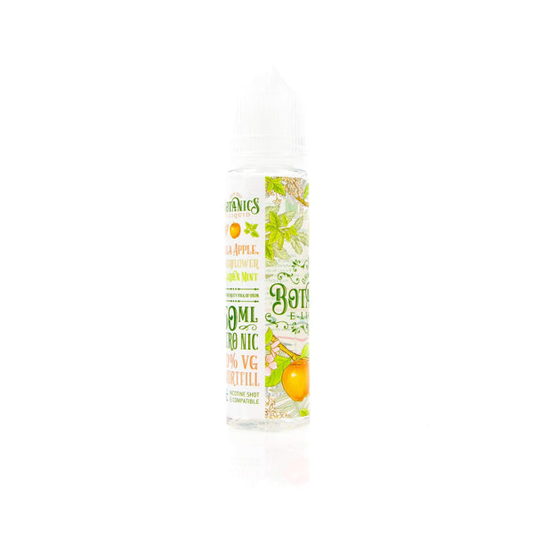 Gala Apple, Elderflower & Garden Mint by Botanics Short Fill 50ml