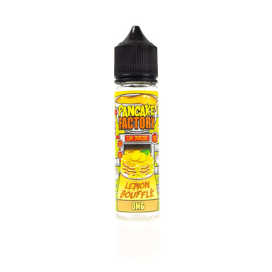 Lemon Souffle - Pancake Factory Short Fill 50ml grey-haze.myshopify.com