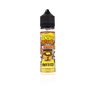 Snikkers - Pancake Factory Short Fill 50ml grey-haze.myshopify.com