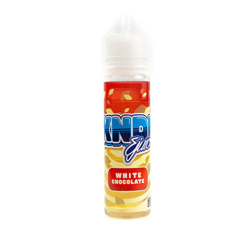 White Chocolate by KNDI Short Fill 50ml grey-haze.myshopify.com