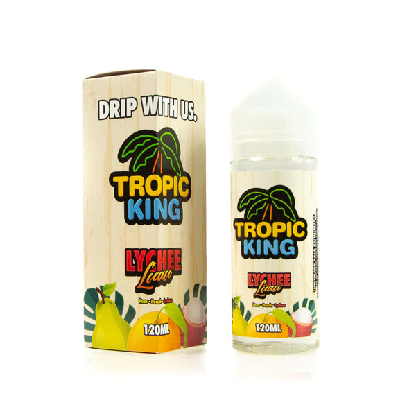 Lychee Luau by Tropic King Short Fill 100ml