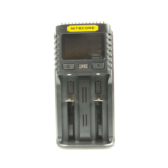 Nitecore UMS2 2 Slot 3Amp Universal Battery Charger