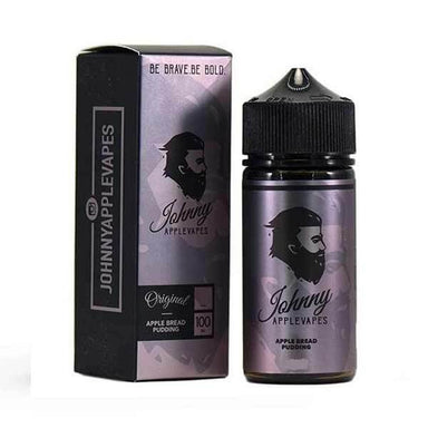 Apple Bread Pudding by Johnny Applevapes Short Fill 100ml grey-haze.myshopify.com