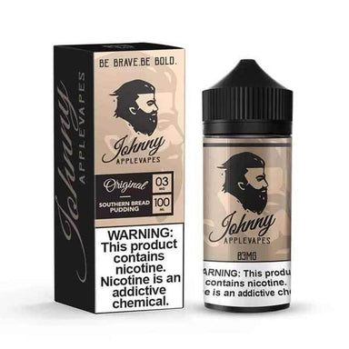 Southern Bread Pudding by Johnny Applevapes Short Fill 100ml grey-haze.myshopify.com