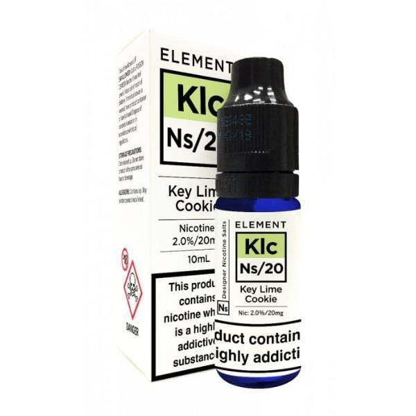 Key Lime Cookie Designer Nic Salts 20mg