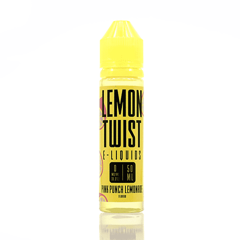 Pink Punch Lemonade by Lemon Twist 50ML - Short Fill grey-haze.myshopify.com
