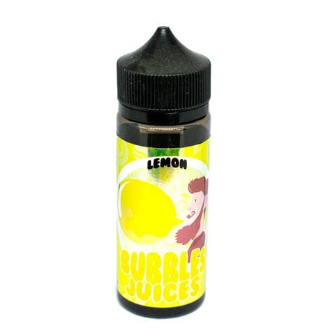 Lemon by Bubbles Juices Short Fill 100ml