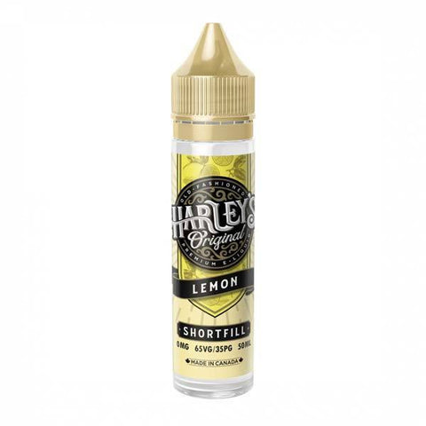 Lemon by Harley's Original Short Fill 50ml