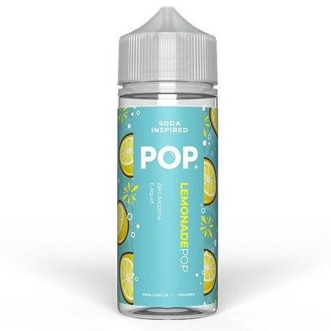 Lemonade Pop by POP Short Fill 100ml grey-haze.myshopify.com