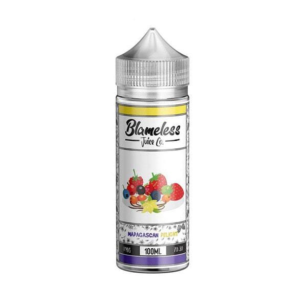 Madagascan Delight by Blameless Juice Co Short Fill 100ml