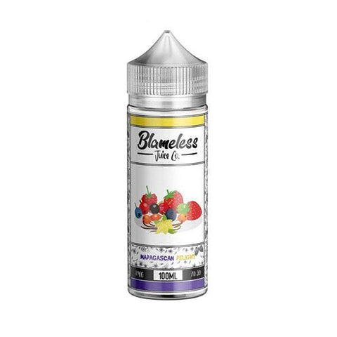 Madagascan Delight by Blameless Juice Co Short Fill 100ml grey-haze.myshopify.com