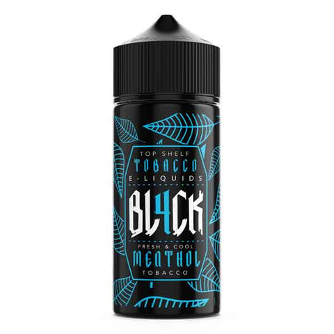 Menthol by Black Short Fill 100ml