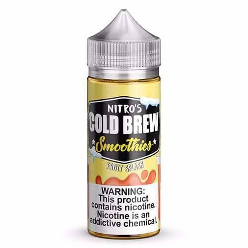 Nitro's Cold Brew Smoothies - Fruit Splash 100ml E-Liquid