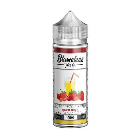 Nordic Berry by Blameless Juice Co Short Fill 100ml grey-haze.myshopify.com
