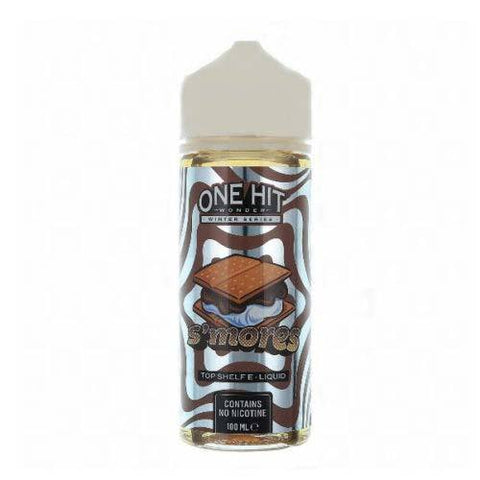 "S'MORES ""Winter"" Series One Hit Wonder - 100ML - Short Fill grey-haze.myshopify.com"