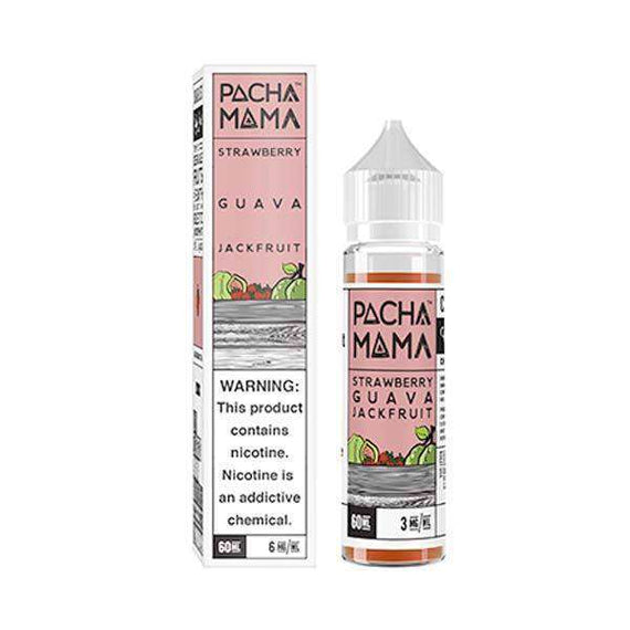 Strawberry, Guava and Jackfruit by Pacha Mama