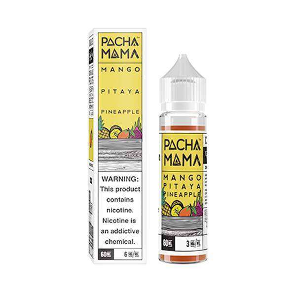Mango, Pitaya and Pineapple by Pacha Mama grey-haze.myshopify.com