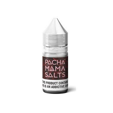 Apple Tobacco by Pacha Mama Salt Nic E-Liquid 10ml grey-haze.myshopify.com