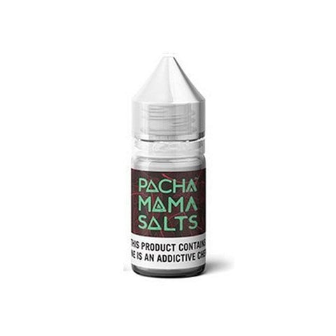 Strawberry Watermelon by Pacha Mama Salt Nic E-Liquid 10ml grey-haze.myshopify.com