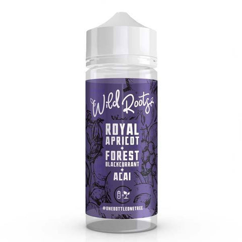 Royal Apricot by Wild Roots Short Fill 100ml