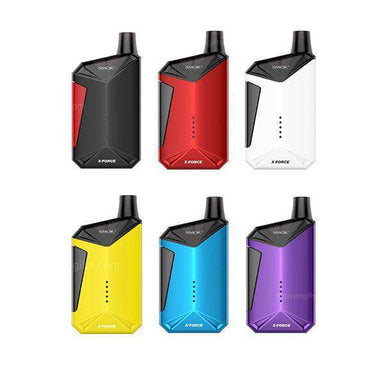 SMOK X-FORCE AIO Pod Kit grey-haze.myshopify.com