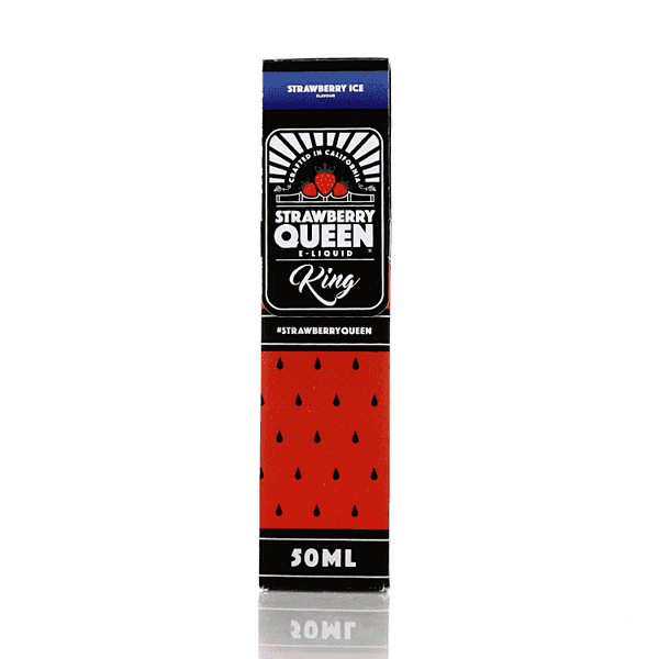 King by Strawberry Queen - 50ML - Short Fill