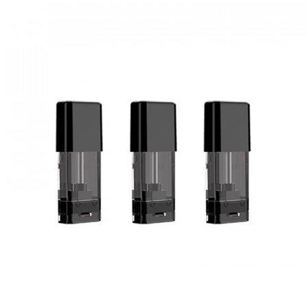 VooPoo Drag Nano Replacement Pods S1 Cartridge 4 Pack grey-haze.myshopify.com