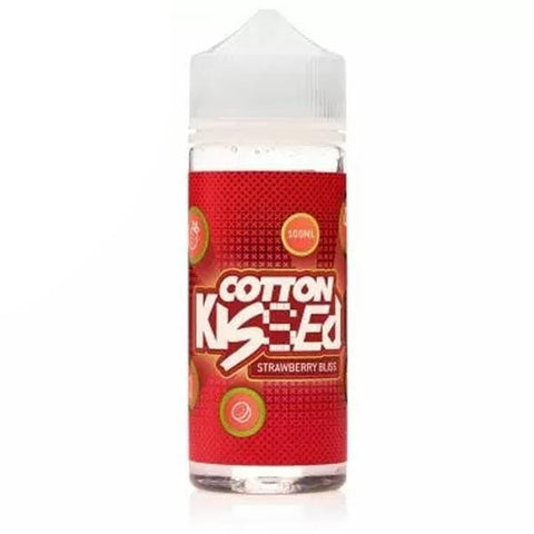 Strawberry Bliss by Cotton Kissed Short Fill 100ml