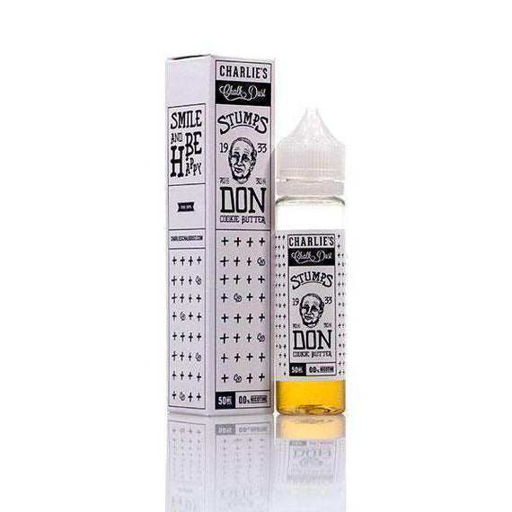 Don Cookie Butter by Stumps Short Fill 50ml
