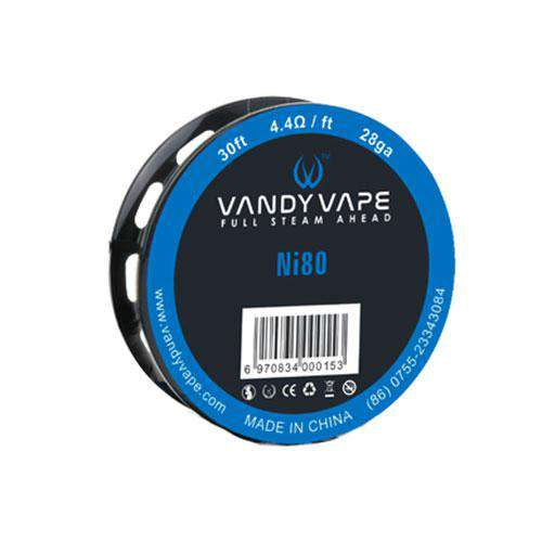 Superfine MTL SS Wire Vandy Vape grey-haze.myshopify.com
