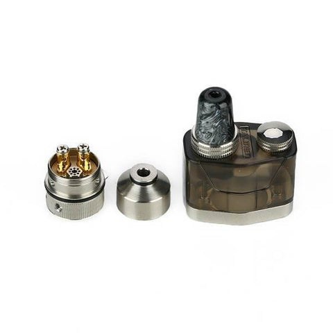THC Tauren X Pod RBA / MESH Replacement Pod Cartridge 1 Pcs grey-haze.myshopify.com