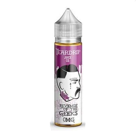 Revenge of the Geeks by Teardrip Short Fill 50ml grey-haze.myshopify.com