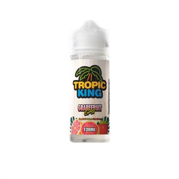 Grapefruit Guava by Tropic King Short Fill 100ml