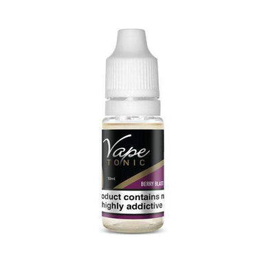 Berry Blast Vape Tonic Eliquid 10ml grey-haze.myshopify.com