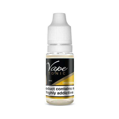 Choco Banana Vape Tonic Eliquid 10ml grey-haze.myshopify.com