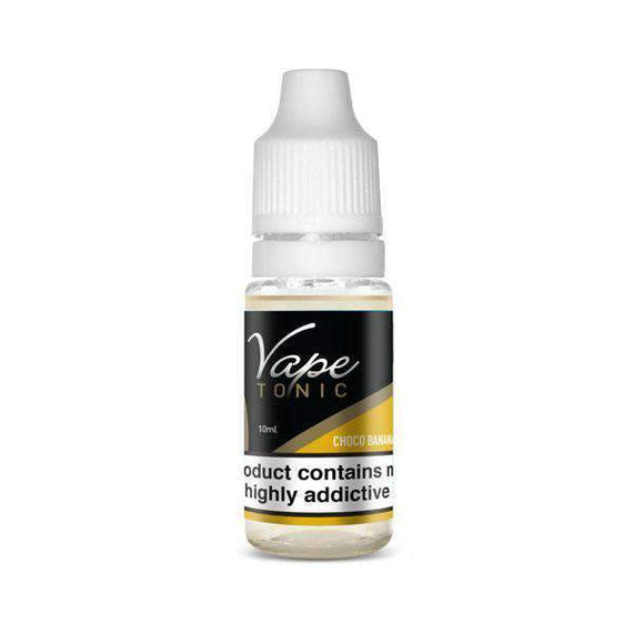 Choco Banana Vape Tonic Eliquid 10ml