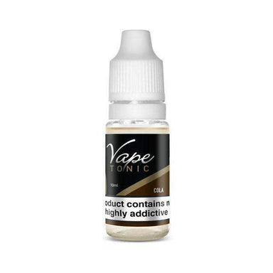 Cola Vape Tonic Eliquid 10ml grey-haze.myshopify.com