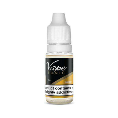 Golden Vape Tonic Eliquid 10ml grey-haze.myshopify.com