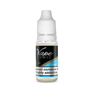 Ice Mint Vape Tonic Eliquid 10ml grey-haze.myshopify.com