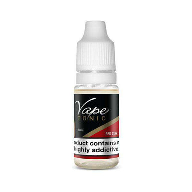 Red Star Vape Tonic Eliquid 10ml grey-haze.myshopify.com