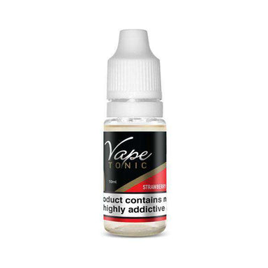 Strawberry Vape Tonic Eliquid 10ml grey-haze.myshopify.com