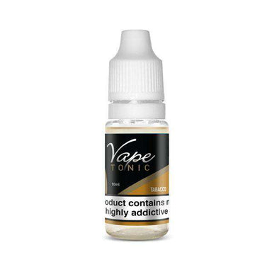 Tabacco Vape Tonic Eliquid 10ml grey-haze.myshopify.com