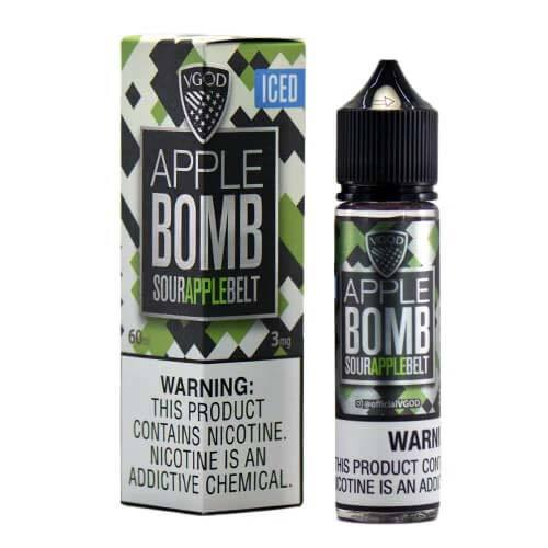 Apple Bomb Iced - VGOD Short Fill 50ML