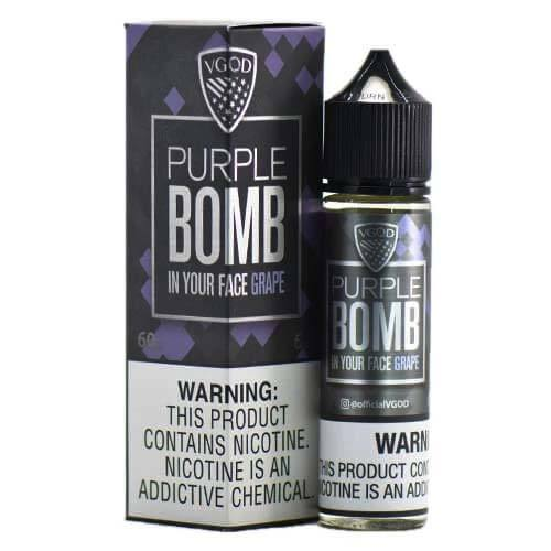 Purple Bomb - VGOD Short Fill 50ML grey-haze.myshopify.com