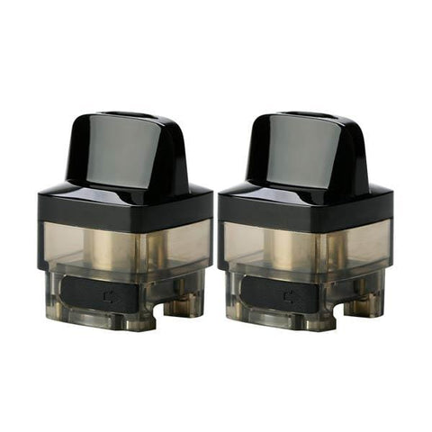 Voopoo Vinci Replacement Pod Empty Cartridge 2Pcs Pack grey-haze.myshopify.com