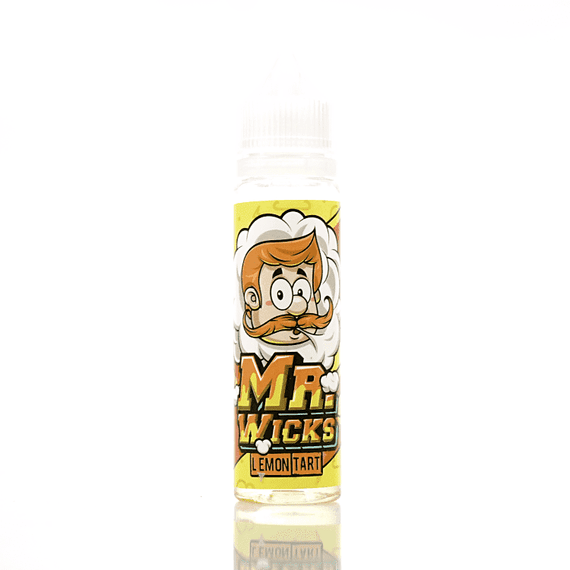 Lemon Tart by Mr Wicks - Short Fill 50ml